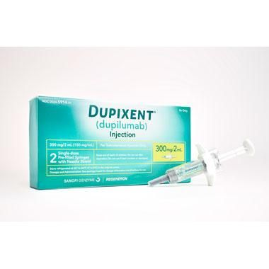 Biologic Therapy Dupixent Approved For Atopic Dermatitis