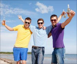 Risk of Aggressive Prostate Cancer Linked to Excess Alcohol Intake in Early Life