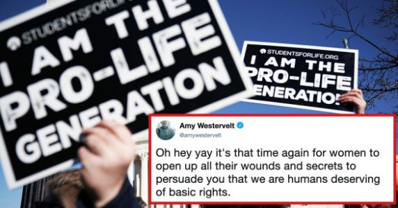 Tweets That Showcase The Hypocrisy Of The 'Pro-Life' Movement