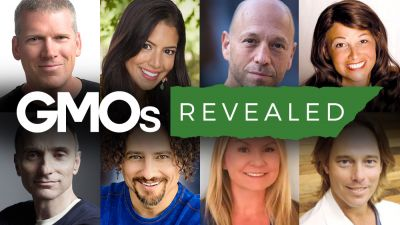 """Hard-hitting docu-series """"GMOs Revealed"""" begins airing TODAY. see explosive new revelations about dangers of GMOs and glyphosate"""