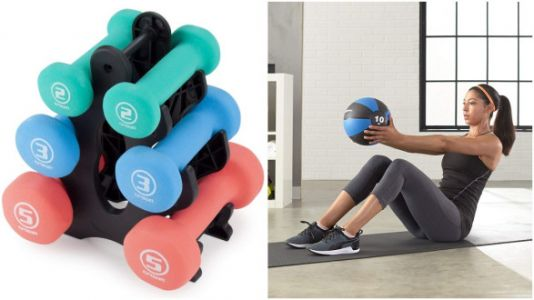 10 At-Home Workout Products So You Never Have To Go To The Gym Again