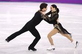 This Is How Ice Dancers Tessa Virtue and Scott Moir Just Made Olympic History