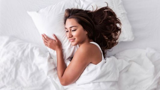 Worried about heart disease? Sleep on it - it's good for your arteries