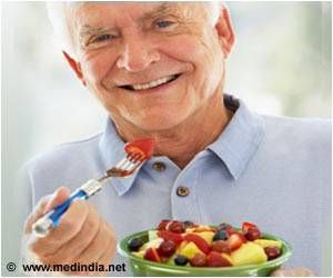 Eating Healthy Diet May Reduce Brain Shrinkage