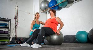 Help Overweight Clients Feel Comfortable at the Gym and More