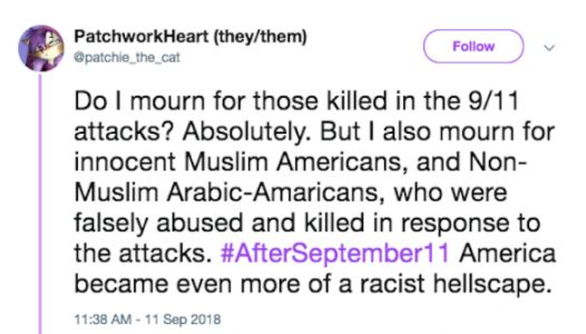 AfterSeptember11 Tells Stories Of Fear And Islamophobia In America