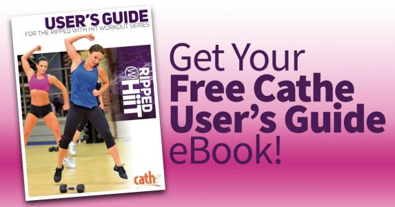 Cathe's Workout Series User's Guides