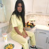 """Kourtney Kardashian's """"Really Positive"""" Review of the Keto Diet & Her Secret to Combating Cravings"""