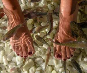 Woman Loses Toes After a Fish Pedicure Session: Beauty Treatment Gone Wrong