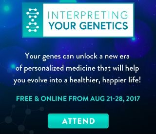 Just a Reminder about the FREE Interpreting Your Genetics Summit