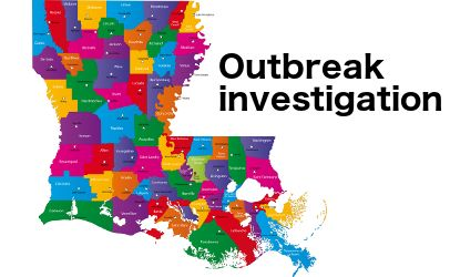 Autopsy ordered amidst large outbreak in Louisiana