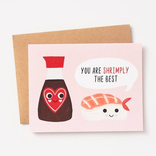 Fifty Shades Of Lovin': 11 Punny And Heartfelt Valentine's Day Cards You Should Be Sending