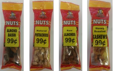 Hickory Harvest recalls nuts, fruit snacks for Listeria risk