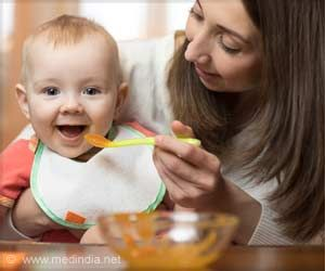 Early Introduction to Solid Foods Show Gut Bacteria Changes That may Predict Future Health Risks