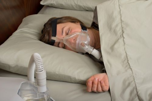 Sleep Apnea Treatment Tied to Improved Sex Life