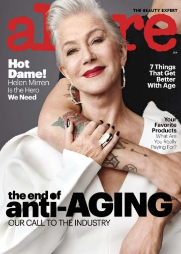 Learning to Love My Wrinkles in an Anti-Aging World