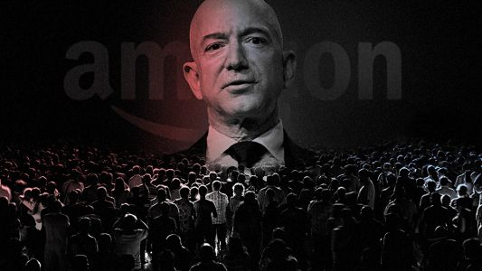 As Amazon focuses on banning vaccine awareness documentaries, scammers are busy selling counterfeit books and Jeff Bezos couldn't care less