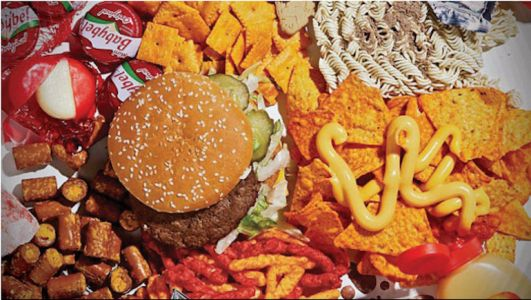 Western diet linked to increased risk of mental health problems for teenagers