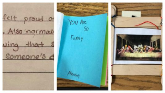 How This Middle School Teacher Is Inspiring Random Acts Of Kindness