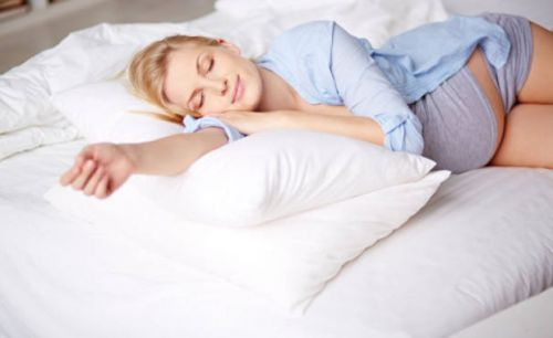Why you Should be Sleeping on the Left Side During Pregnancy?
