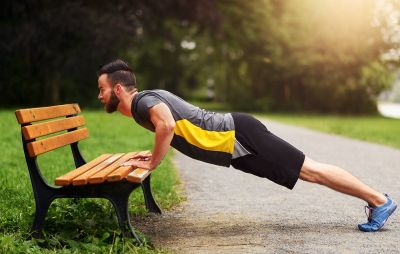 The 25-Minute Fat-Burning Workout You Can Do Anywhere