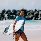 This Is How Pro Surfer Malia Manuel Stays in Wave-Carving Shape - Physically and Mentally