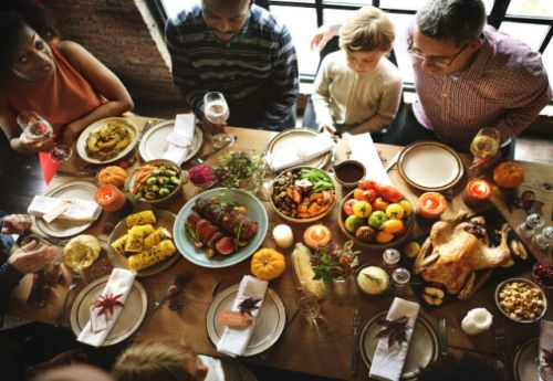 How to Enjoy Your Holiday Feast, Guilt-Free