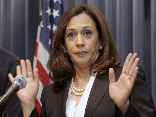 BOMBSHELL: Kamala Harris covered up sex abuse crimes of priests, buried records, and took cash from church officials