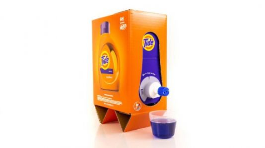 People Are Wondering Why Tide Always Makes Its Packaging Look Delicious