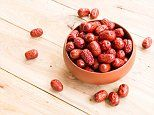 Trendy superfood 'red dates' from Asia KILL cancer cells in the lab, study finds