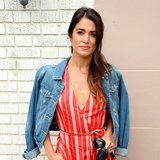 Nikki Reed Does This Cardio Routine to Stay Active During Her Pregnancy