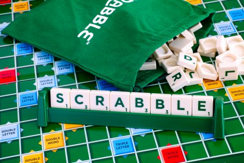 How Scrabble Affects the Way You Use Your Brain