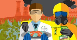 A match made in Hell: Monsanto-Bayer merger gets the green light. farmers are worried, as they should be