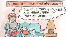 This Comic Is The Encouragement You Need To Try Therapy
