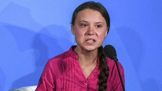 """OBEY! Eco-alarmist child Greta Thunberg demands all her opponents be silenced. and Big Tech is likely to comply, since obedience is now considered """"tolerance"""""""