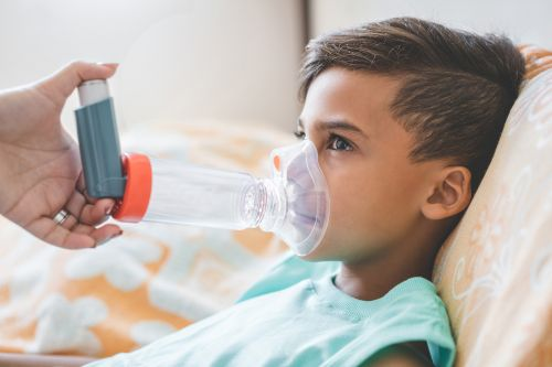 Lockdowns May Be Limiting Kids' Asthma Attacks