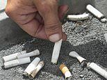 Cigarette smoking reaches an all-time low in the US down to just 14 percent, says CDC