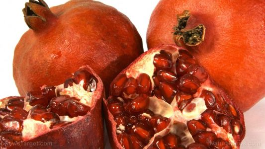 Scientists find that molecules in pomegranates have incredible anti-aging benefits