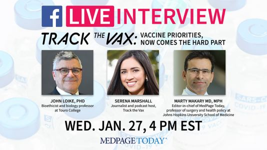 Track the Vax: Now Comes the Hard Part for Vaccine Priorities