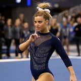 """A UCLA Gymnast Channels Her Inner """"Bad Guy"""" With a Floor Routine Billie Eilish Fans Will Love"""