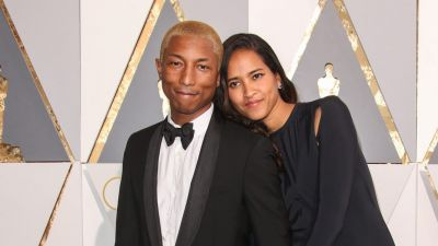 """""""Our House Is An Assembly Line"""" Pharrell Williams On Raising Triplets"""