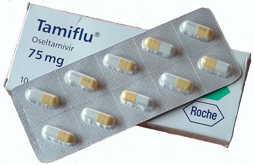 Tamiflu is not safe OR effective