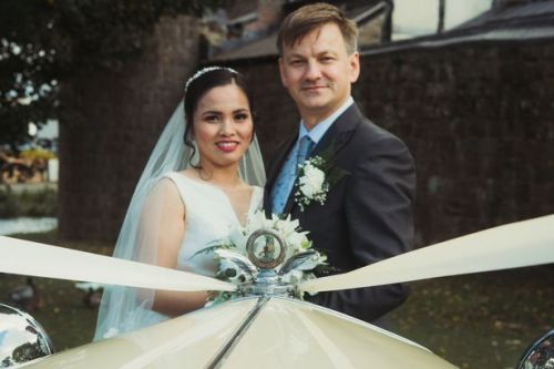 'I was diagnosed with inoperable cancer two days before my wedding'