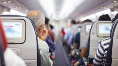 Cabin air on commercial flights can be filled with a vast array of toxic chemicals that cause seizures and nausea