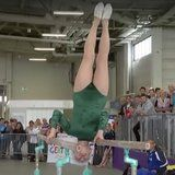 This 91-Year-Old Gymnast's Routine Will Leave Your Jaw Stuck to the Floor