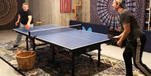 How I Became Obessed With Ping-Pong