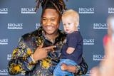 1-Handed NFL Player Shaquem Griffin Met a Young Fan Missing Part of His Arm, and We Can't Stop Smiling