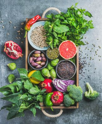 High-Fiber Foods and Digestive Health: More or Less?