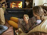 Cosy fire at home as bad for health as building site