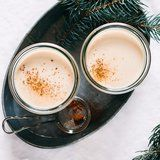 Vegan Eggnog: This Dairy-Free Version of Your Favorite Holiday Drink Is Hella Tasty
